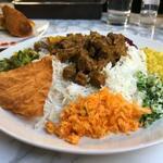サンライズレストラン - 豚肉カレーライス