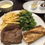 156290966 - menu steak