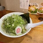 別邸 三く 中華き蕎麦 萃 - あっさり煮干そば弘前⁽⁽ૢ(⁎❝ົཽω❝ົཽ⁎)✧