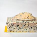 ゴントラン シェリエ - レモンと胡麻のパウンドケーキ