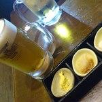 坐・和民 - ビール