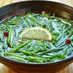 福茶ラーメン - 料理写真:宮崎のB1グランプリで見事2位を獲得★