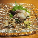 錦 - とり貝 炙り