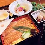 日本料理 瀬戸内 - 8月限定 煮穴子膳