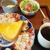 清水珈琲 - 料理写真:モーニング