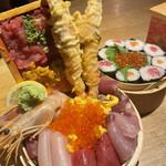 海風土 - 海風丼