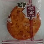 幸運米菓 菊嶋商店 - にんにく¥55-