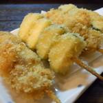 遊 - 鶏肉&ズッキーニ