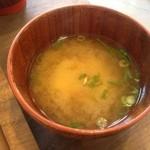 楓 Fu - お味噌汁