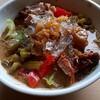 四川亭 - 料理写真:冷やしたんたん麺