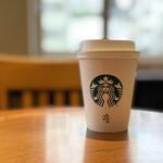 スターバックス コーヒー - [ワンモア]ドリップコーヒー(ICE│Short)@税込110円:フェアトレード イタリアンロースト