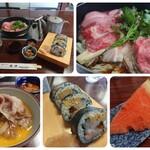すきやきの松伊 - 料理写真: