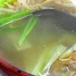 星川製麺 彩 - 野菜タンメン