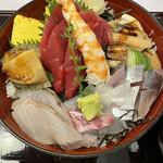 特別食堂 日本橋 - チラシ寿司