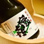 湯宿 せきや - ドリンク写真:純米吟醸