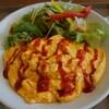 スウィートエッグス - 料理写真:卵屋さんのオムライス