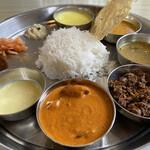 ミライ 南インド料理 - 料理写真: