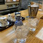 156338198 - 薩摩の芋焼酎で乾杯!鹿屋市のお酒です♡