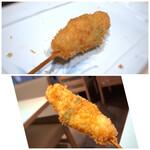 串匠 - ◆鶏肉・・柔らかい。