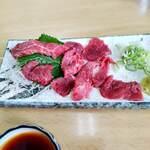 菊よし - 料理写真:馬さし600