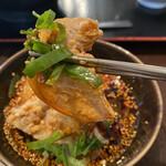 中国酒家 大天門 - よだれ鶏(もも肉)