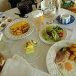 15635357 - ルームサービスでの朝食。