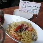 バレ - 牡蠣パスタ!