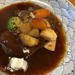 厨 Sawa - タンシチュー