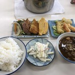 布金食堂 - 料理写真: