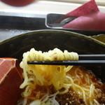 湾岸食堂 - 麺リフト