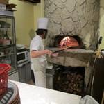 15636775 - 薪窯とピザイオーロさん