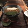 いもせ - 料理写真:めかぶ蕎麦