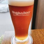 バーリィ - インディア ペールエール400mlグラス
