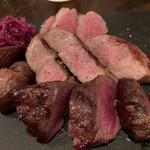 炭火焼赤身肉とクラフトビール ヴァベーネ -
