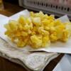 三枡 - 料理写真:とうもろこしの天ぷら(めっちゃくちゃに美味しい)