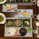 九兵衛旅館 - 料理写真: