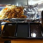 15637368 - 肉丸定食