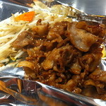 15637369 - 肉丸定食