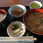 15637763 - 豚汁定食¥680