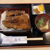 うなぎ石川 - 料理写真:上丼