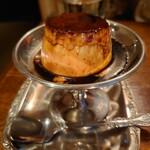 モトマチ喫茶 - カスタードプリン