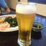 15638291 - 生ビール