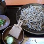 15638332 - 粗挽き蕎麦 上幌内産