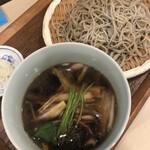 手打ち蕎麦 雷鳥 - 料理写真: