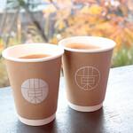 川東クレープ - twoコーヒーs