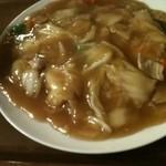 吉林飯店 - 中華丼????