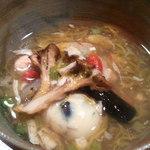 おた里の湯 彩の庄 - 煮物 海老芋の揚げ出し