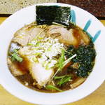 JAH - 料理写真:焼豚麺