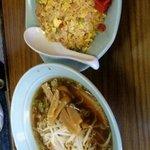 大蔵飯店 - 炒飯とラーメン