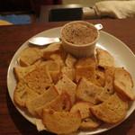 クオーレ・フォルテ - 豚バラ肉のリエット